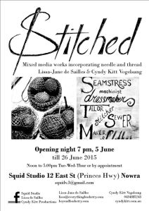 Stitched Flyer